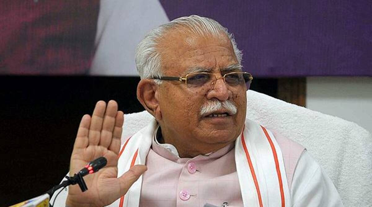 CM Khattar says Haryana well-equipped to fight Covid-19, again appeals to farmers to call off protest