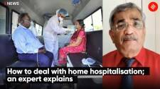 How to deal with home hospitalisation; an expert explains