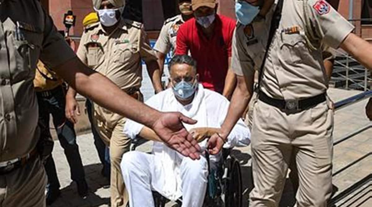 Mukhtar Ansari , Mukhtar Ansari back to UP jail, UP gangster Mukhtar Ansari , UP Police, Up government, India news, Indian express