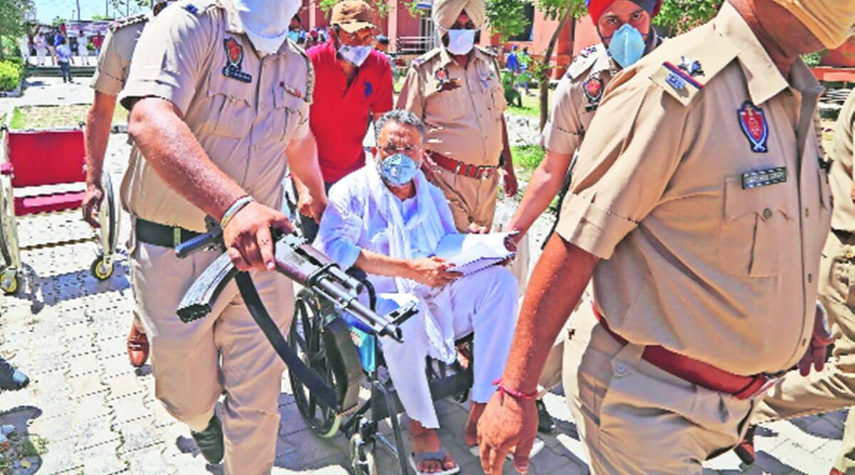 No relief for Ansari as Mohali court turns down plea for medical board