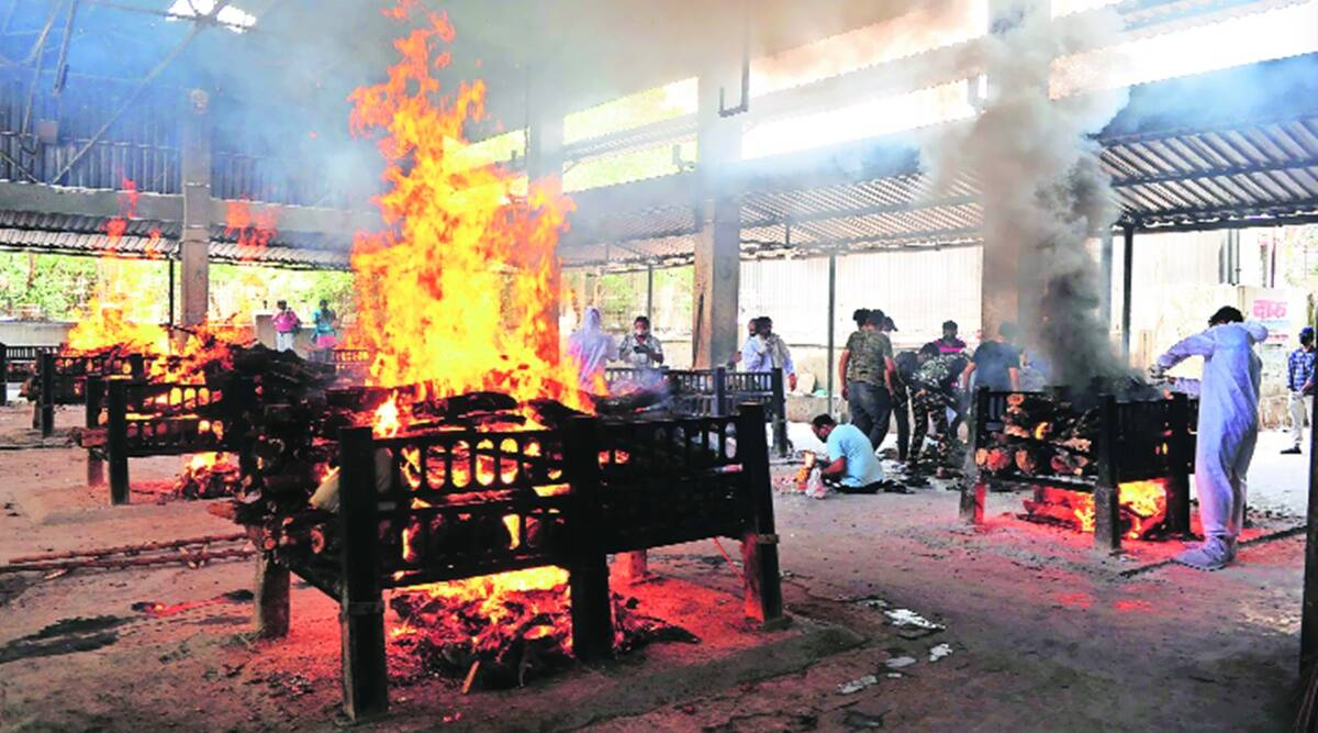 Mumbai: 15 of 17 ICU patients killed in Covid hospital fire, AC repaired a day earlier