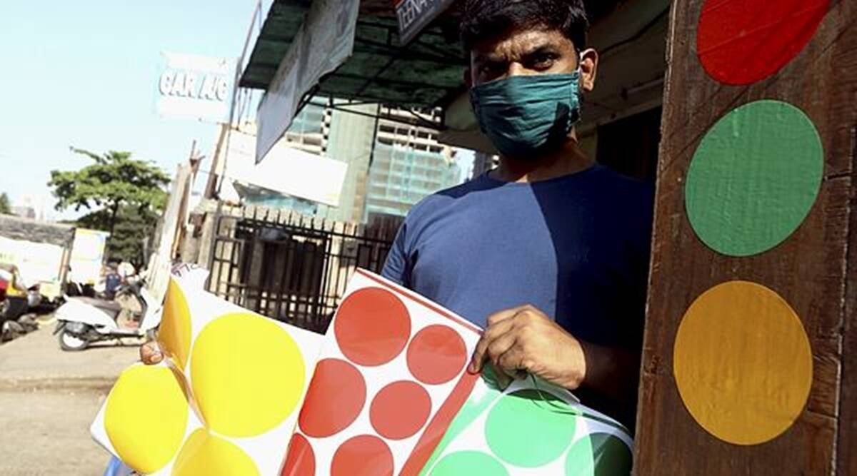 Mumbai cops roll back colour-coded sticker rule
