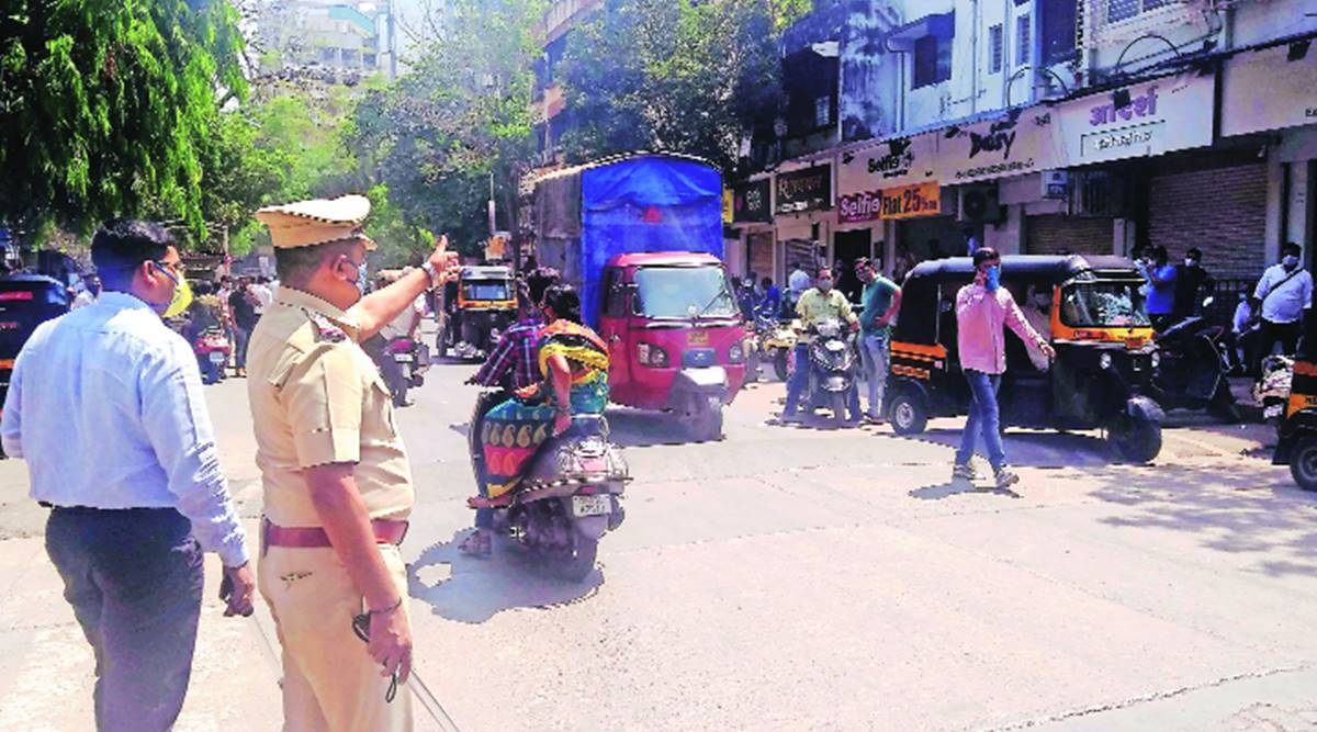 Mumbai: Day 1 of new curbs sees confusion among shopkeepers; traders protest
