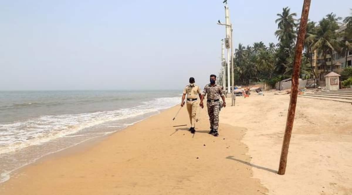 Mumbai Police covid care centres