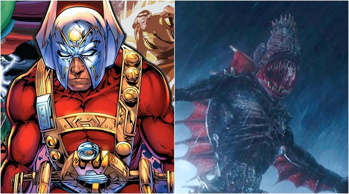 New Gods with Ava DuVernay The Trench with James Wan