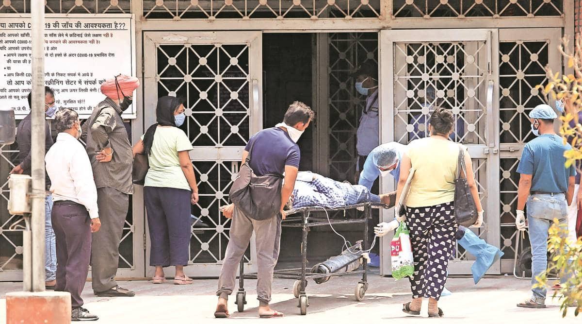 Delhi high court, Delhi coronavirus cases, Delhi covid-19 cases, Delhi oxygen availability, Delhi oxygen deficiancy, india news, indian express