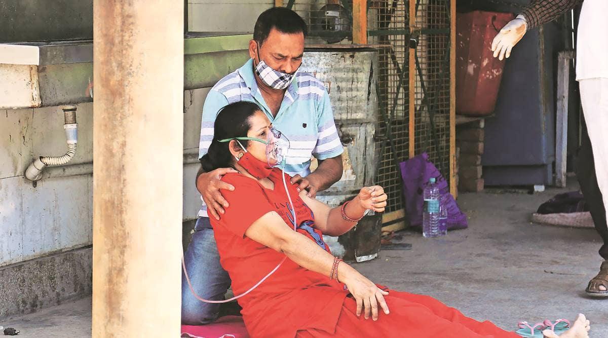 Social media, Oxygen, Covid-19 India Second Wave, covid-19 cases in india, oxygen supply in Delhi, coronavirus cases in india, Delhi covid-19 cases, indian express