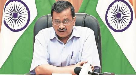 Arvind Kejriwal, COVID-19, Delhi coronavirus cases, Delhi covid-19 cases, delhi news, indian express
