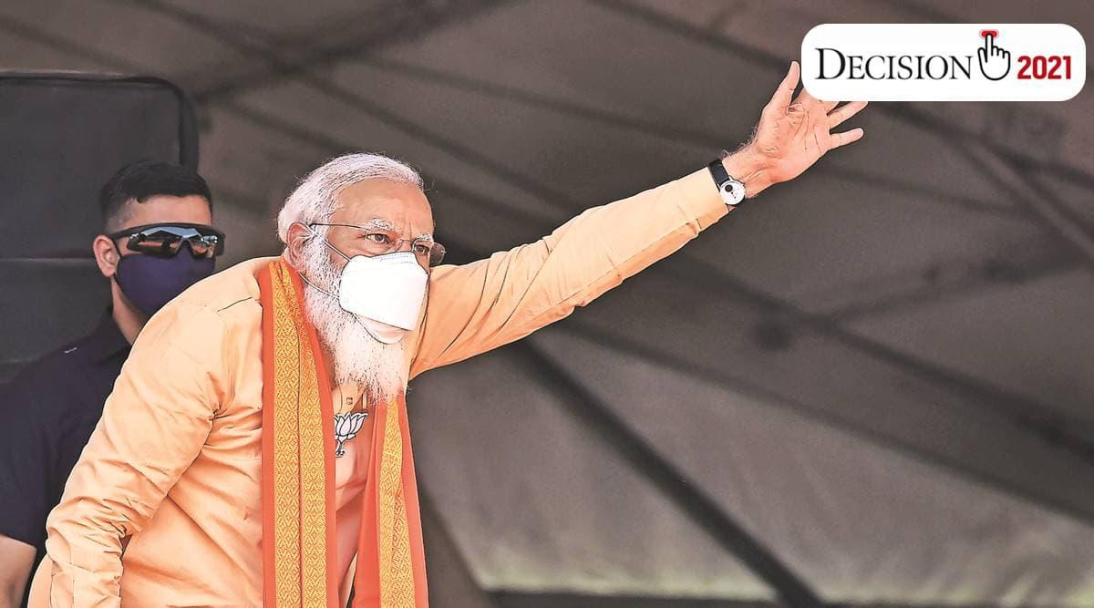 assam assembly elections 2021, Assam, Narendra Modi, Assam Assembly Elections, elections news, india news, indian express