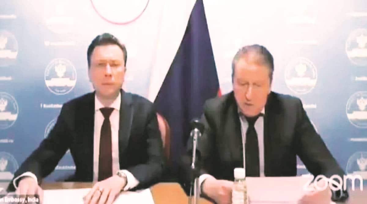 Russia envoy, Indo-Pacific, Russian embassy, Nikolay Kudashev, Roman Babushkin, Sergey Lavrov, India Russia relations, india news, indian express