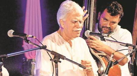 Narendra Modi, musician, Rajan Mishra, Rajan Mishra death, Sajan Mishra, india news, indian express