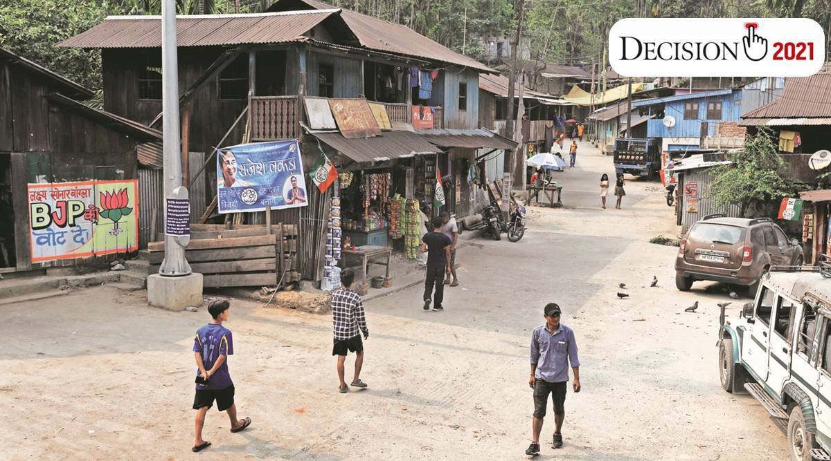 Toto tribe, West Bengal elections, West Bengal Assembly Elections 2021, Mamata Banerjee, Totopara village, BJP West Bengal, TMC West Bengal, india news, indian express
