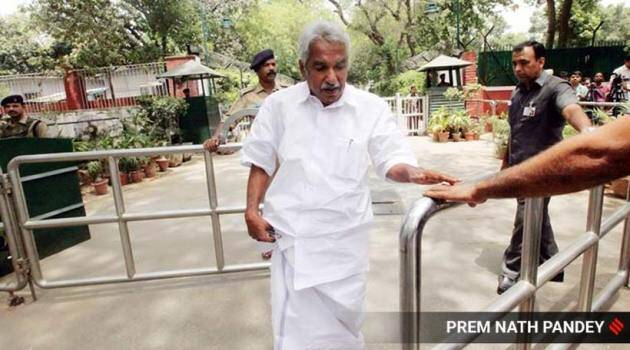 oommen chandy covid 19