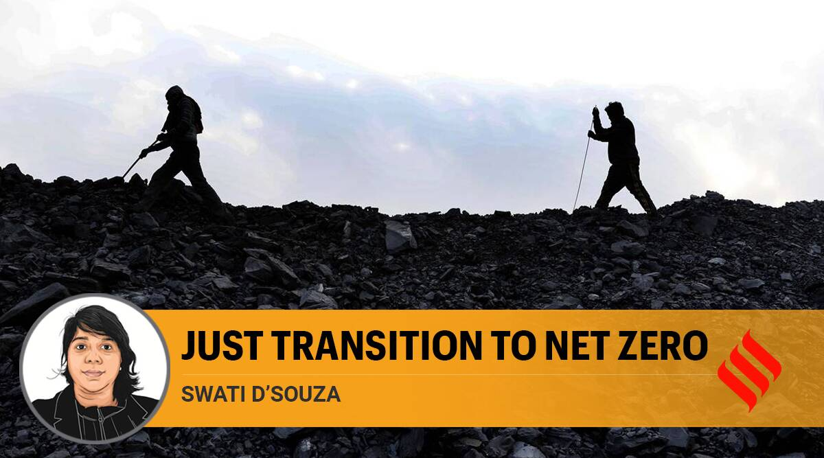 Antonio Guterres, Jayant Sinha, Indian Government, coal usage by India, India's coal dependency, Indian express column, indian express opinion