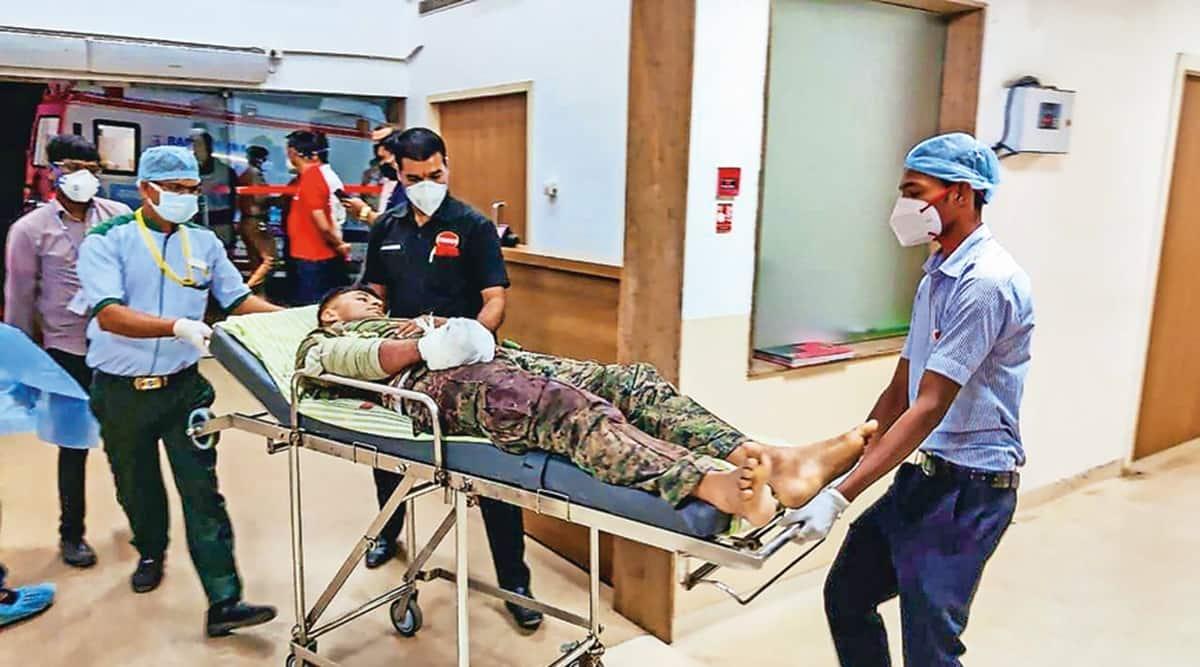 Chhattisgarh: Five security personnel killed in 3-hr gunbattle