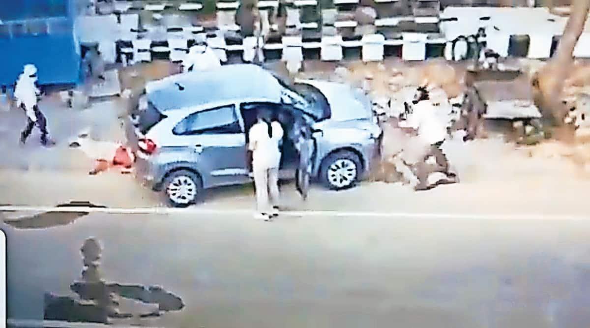 Delhi: Elderly couple 'run over by 28-year-old'