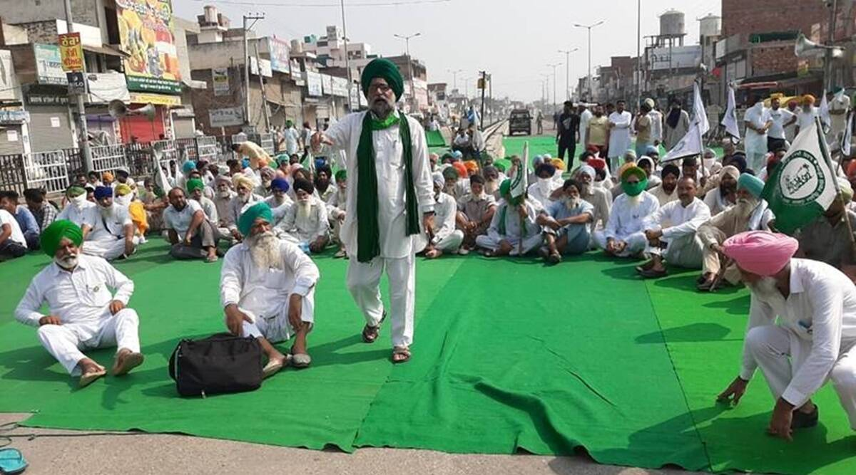 Farm labourers given drugs to work longer, Centre tells Punjab; bid to malign image, says farmer leader