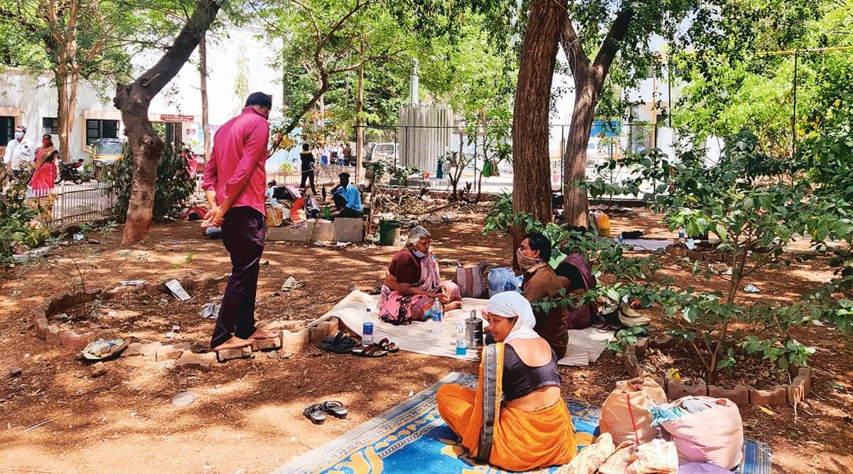 Covid-19 cases surge, rural Nashik moves to city for beds
