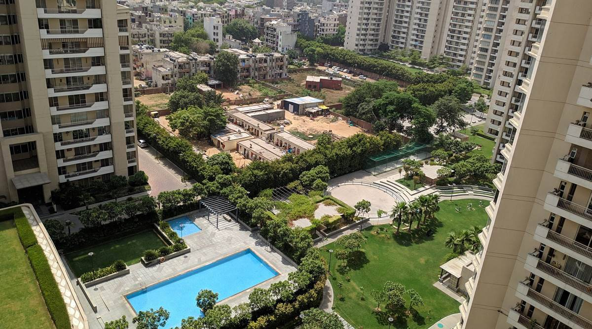 COVID-19 care, COVID-19 care in housing societies, COVID-19 care in highrises, COVID-19 care in apartment complex, things to know, indian express news