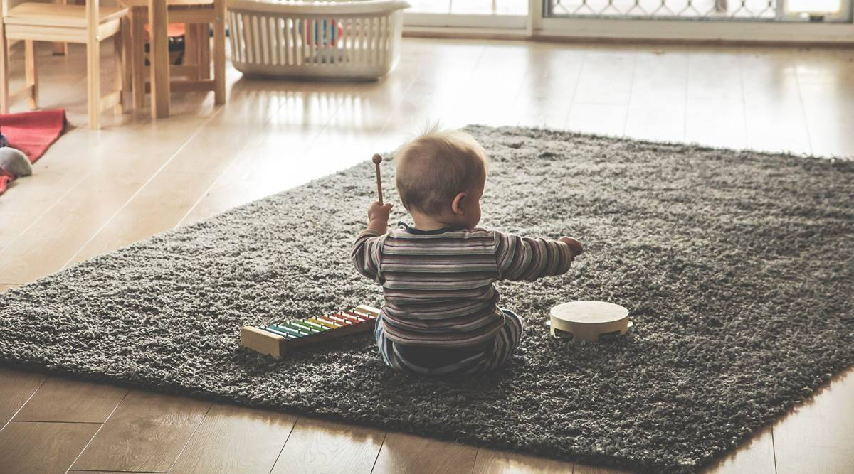 home safety, raising a child in a safe home, baby proofing the house, natural house, safety at home, parenting, children, indian express news