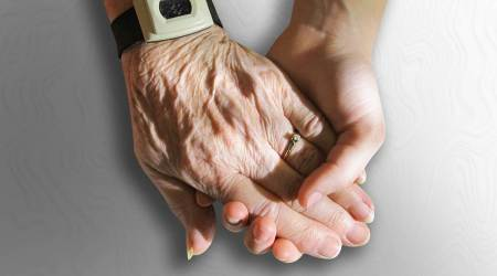 matrimonial ad, love, 73-year-old woman looking for companion, old age love and companionship, Mysuru woman matrimonial ad, indian express news