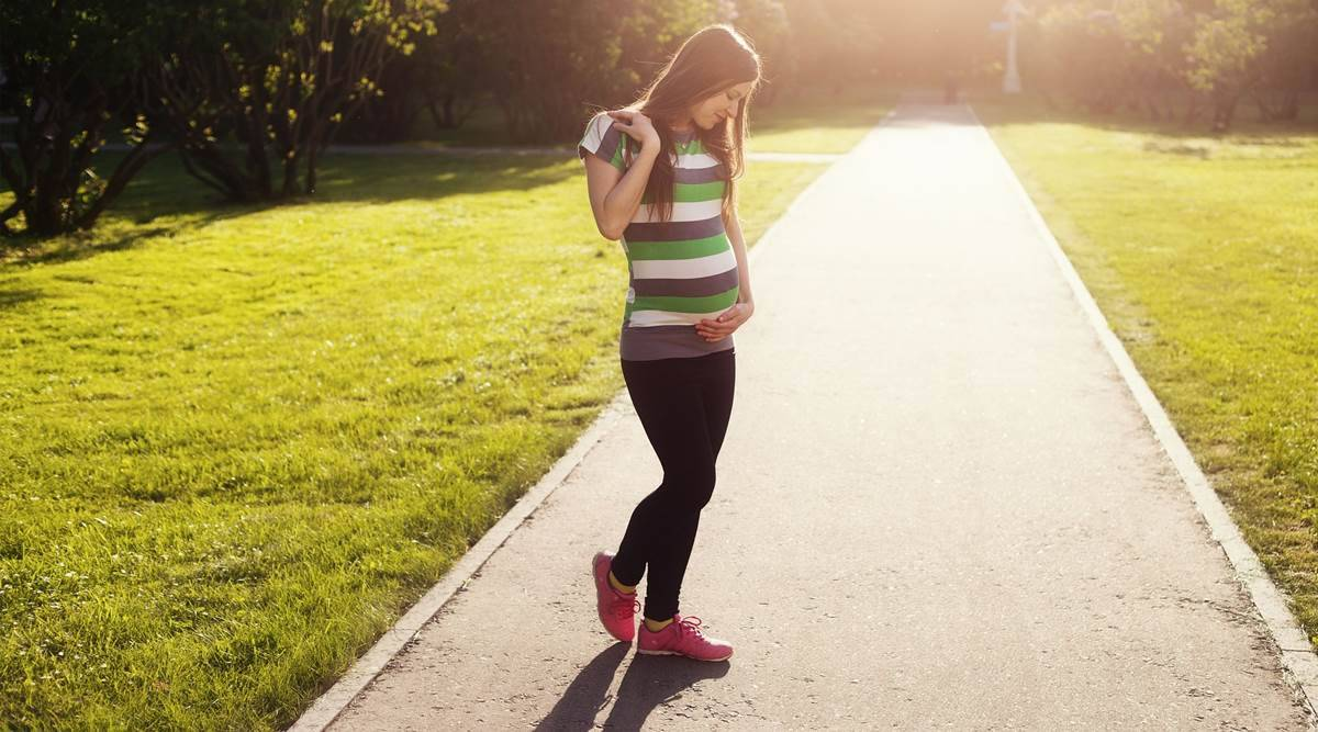 pregnancy, pregnancy tips, summer pregnancy, staying cool and comfortable in summers, pregnancy care, pregnancy care in extreme heat, health, indian express news