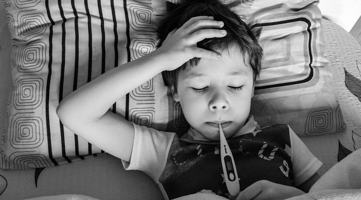 COVID-19 in kids, children testing positive for COVID-19, COVID-19 infection in kids, taking care of children at home, home advisory, parenting, indian express news
