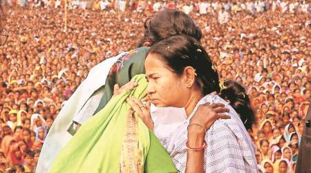 nandigram, West Bengal Assembly Elections 2021, 2007 nandigram violence, nandigram history, nandigram firing, india news, indian express