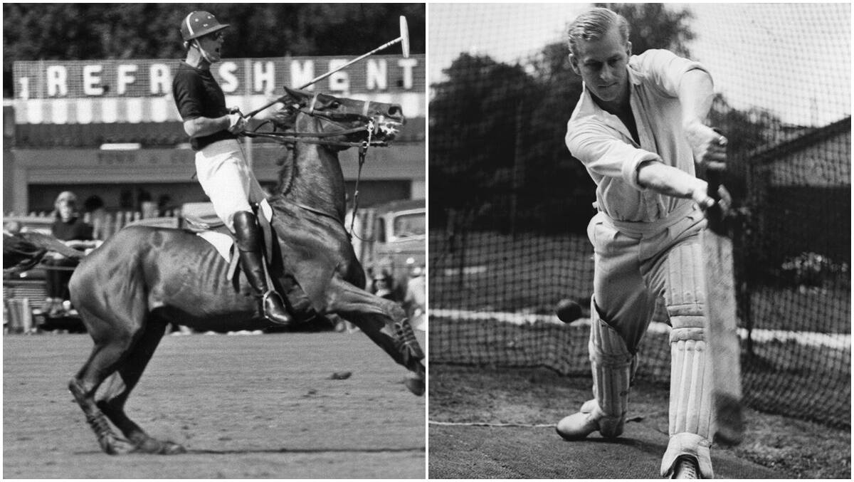 Prince Philip: An avid sportsman and a patron of countless ...