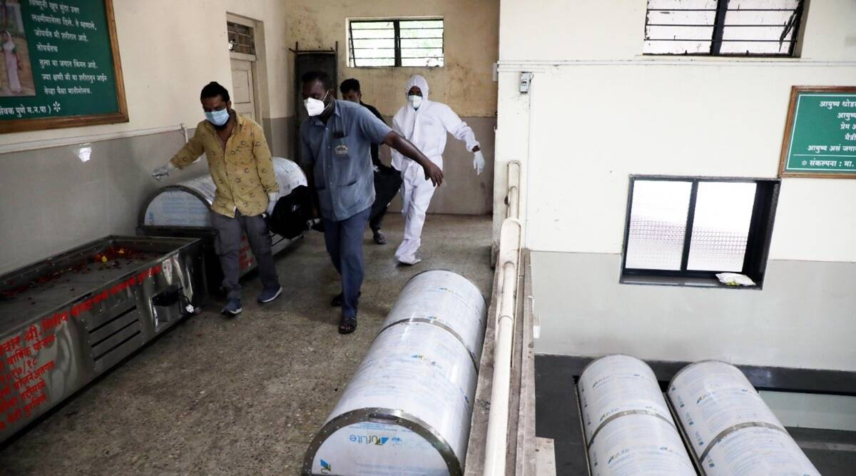 Maharashtra Covid: Nagpur district records 113 deaths, jump by 28 in one day