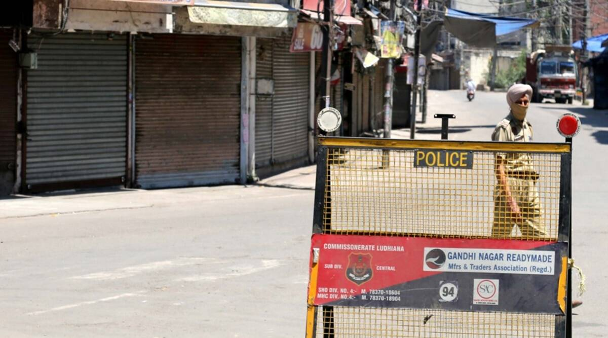 Partial lockdown in Punjab for two weeks