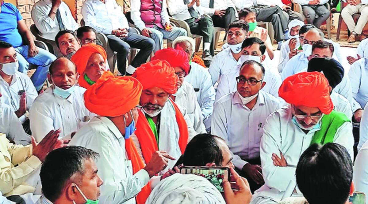 Farmers' protest may continue for five years: Rakesh Tikait