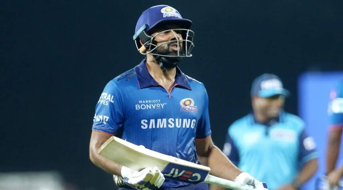 Something is missing in Mumbai Indians' batting line-up: Rohit Sharma   Sports News,The Indian Express