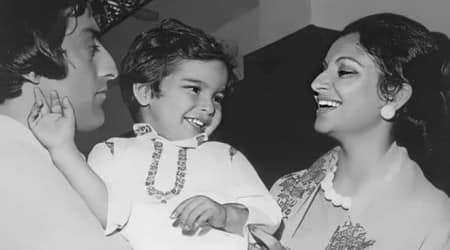 saif ali khan childhood photo like taimur saba ali khan photos