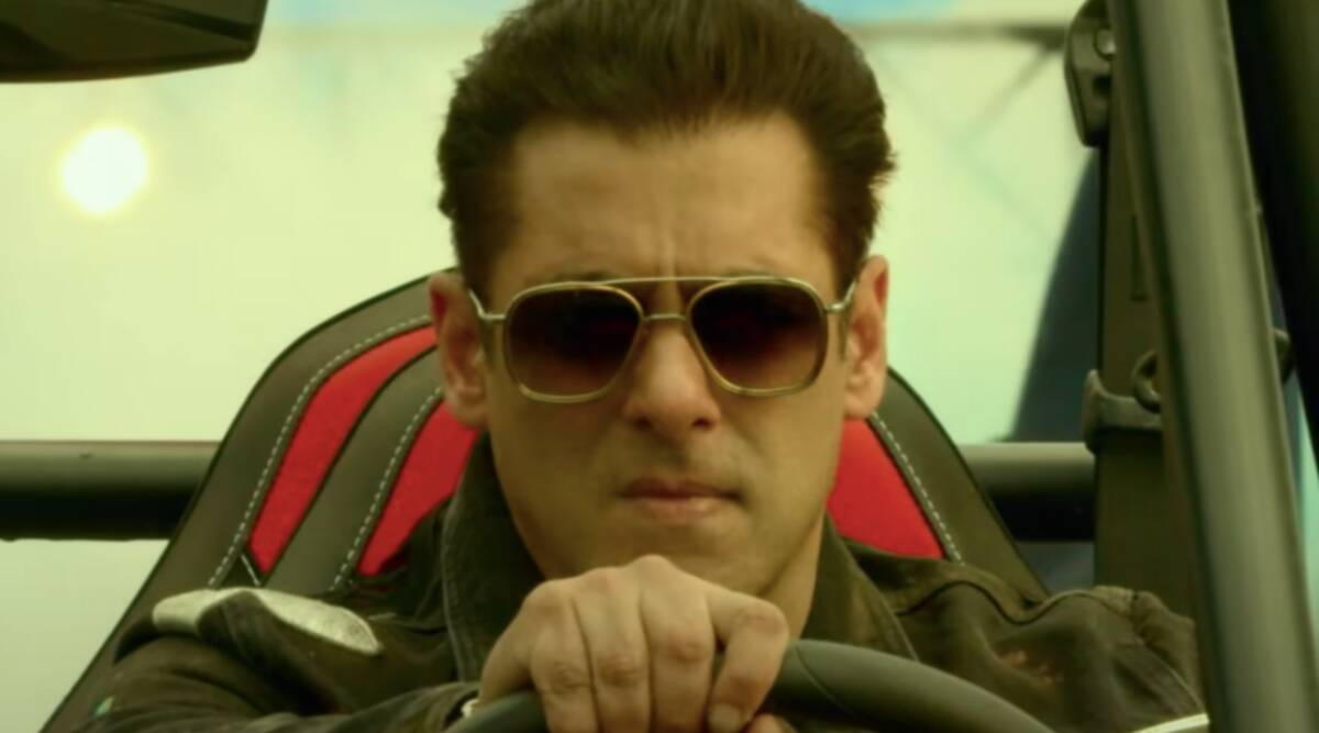 Race 3 trends as Salman Khan's Radhe Your Most Wanted Bhai trailer drops, fans share hilarious memes - The Indian Express