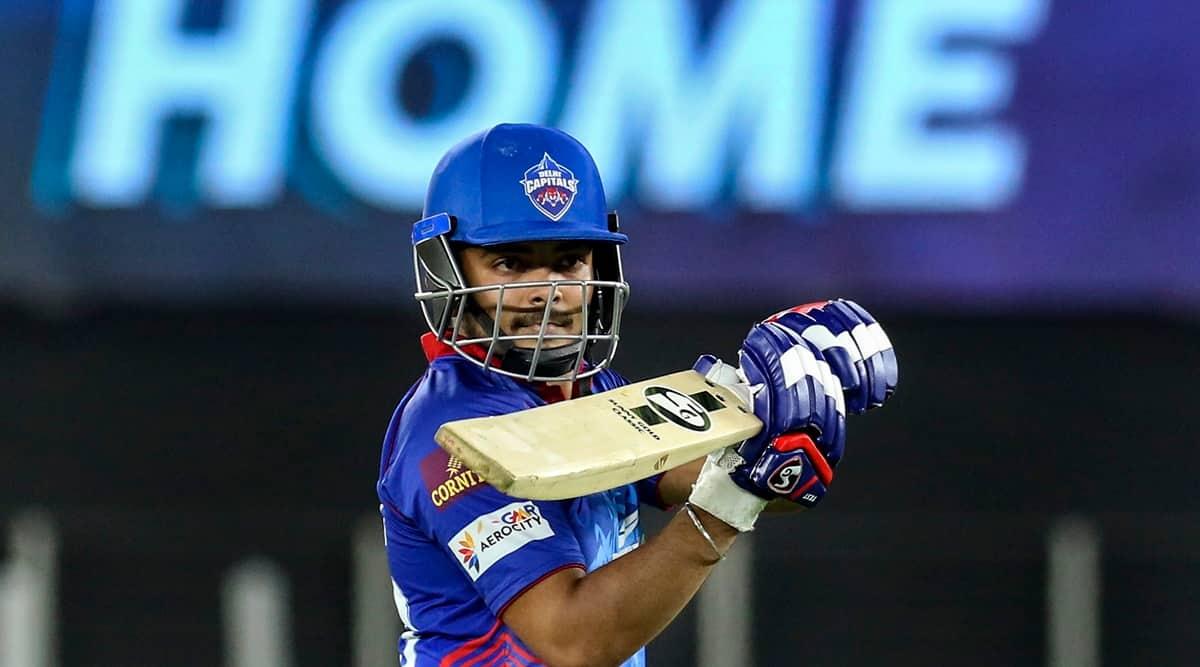 IPL 2021: Prithvi Shaw hits Shivam Mavi for six fours in one over