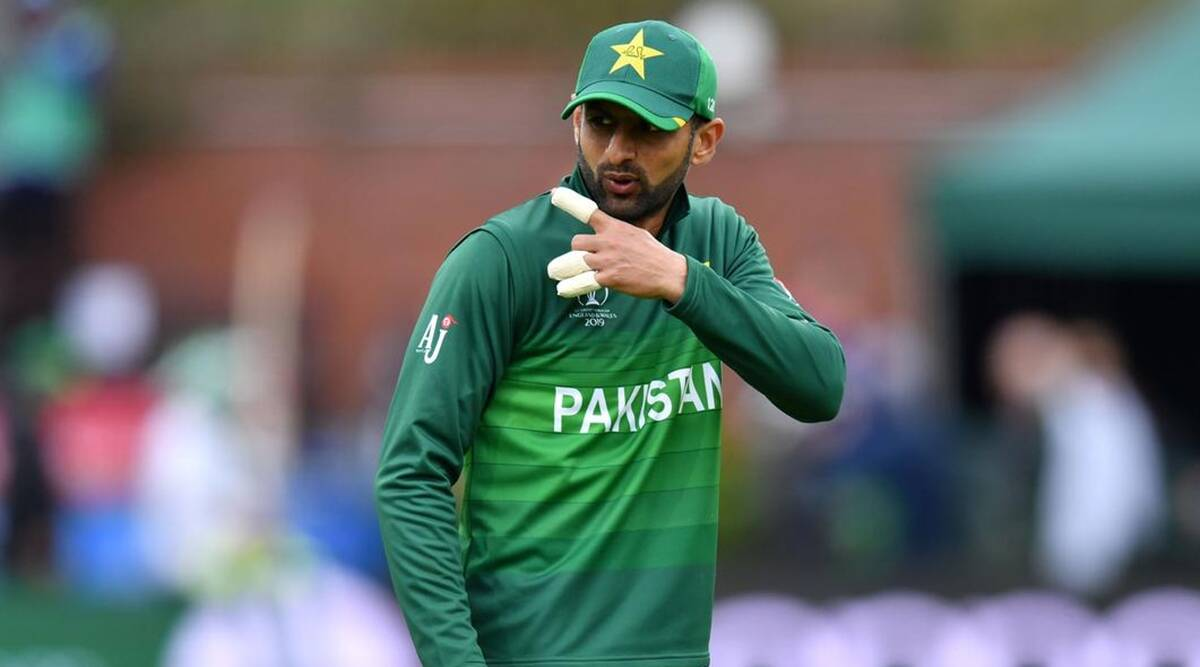 Sohaib Maqsood ruled out of Pakistan's World Cup squad, Shoaib Malik named replacement