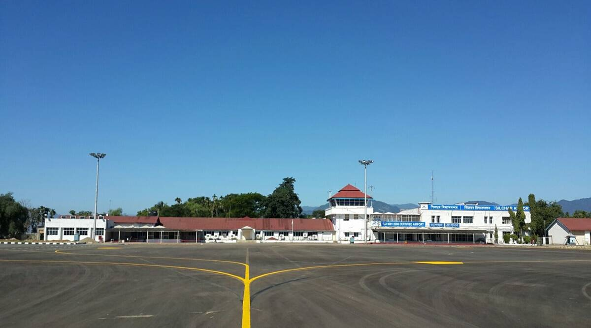 300 passengers at Silchar airport skip the mandatory test of Covid-19, a fleeing testing center