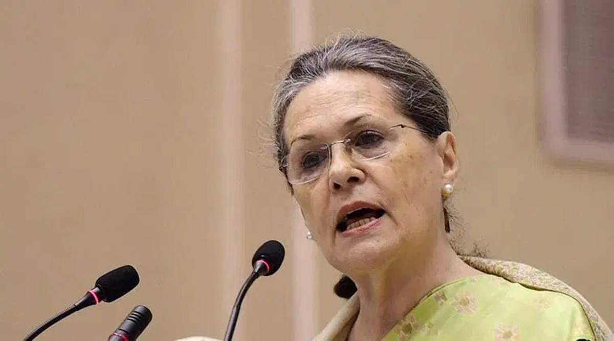 Sonia Gandhi criticizes the Centre's new vaccine policy, asking 'how can govt allow such brass profiling?'