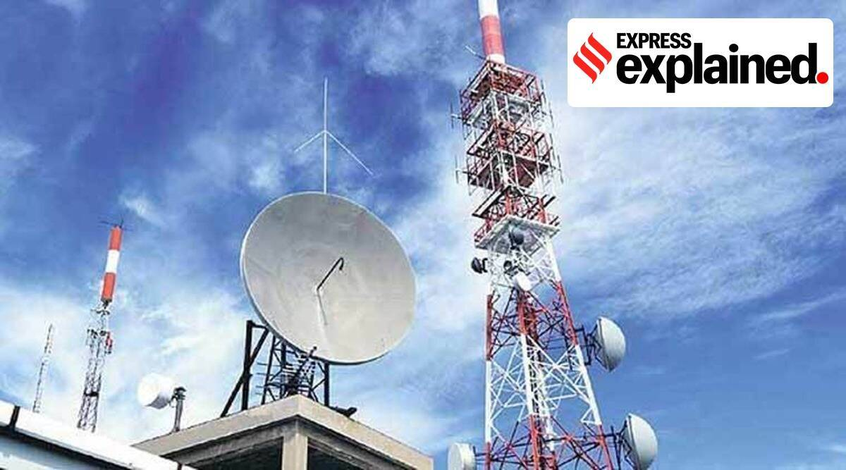 NCLAT, Department of Telecommunication, spectrum explained, National Company Law Appellate Tribunal, caveats explained, indian express explained