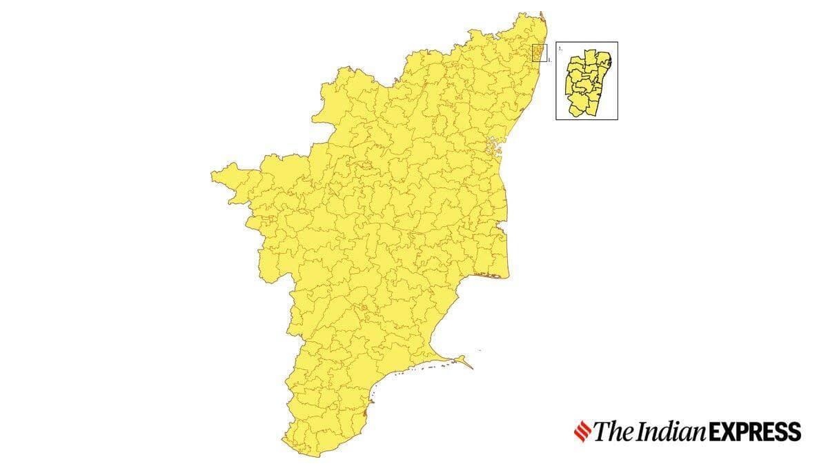 Veerapandi Election Result, Veerapandi Election Result 2021, Tamil Nadu Election Result 2021, Tamil Nadu Veerapandi Election Result 2021