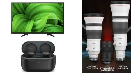 Canon RF lenses, Canon camera, mirrorless camera, Logitech wireless mouse, Logitech mouse, wireless mouse, sony tv, HD tv, laptop