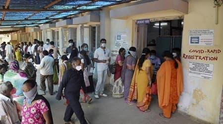 Telanagana covid patients, Telangana high court, Telangana entry of COVID-19 patients, Telangana government, Telangana govt circular on patients, Indian express