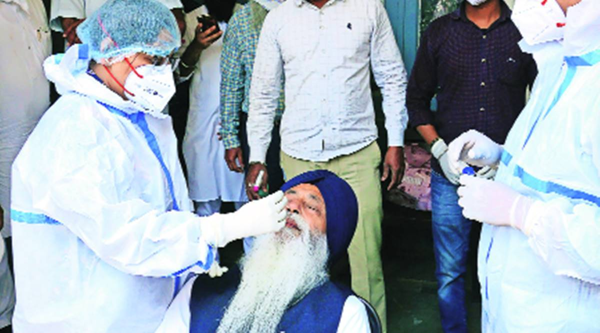Punjab's positivity rate near doubled in less than two weeks in March, still high