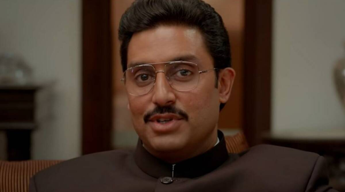 Abhishek Bachchan film is a muddled mix of stodginess and melodrama