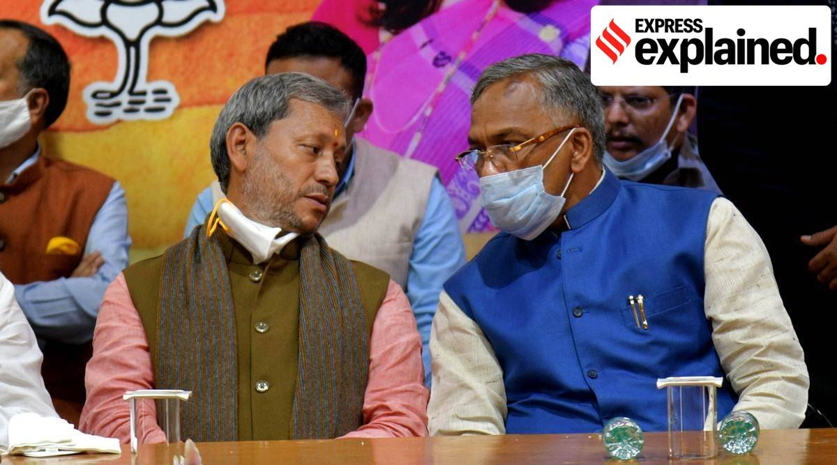 Explained: Why Tirath has put on hold Trivendra's decision on Gairsain in Uttarakhand