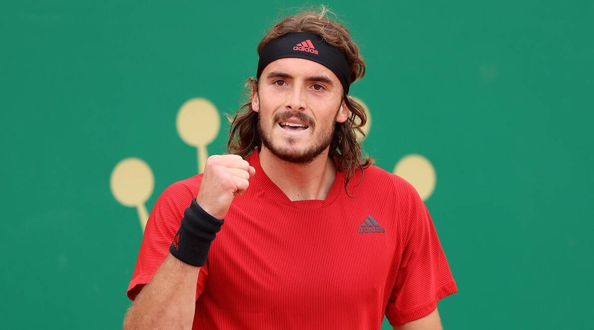 Stefanos Tsitsipas wins Monte Carlo Masters without dropping a set