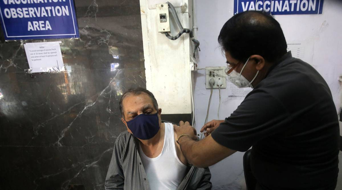 Amid Covid surge, third vaccination round rolls out today for key group