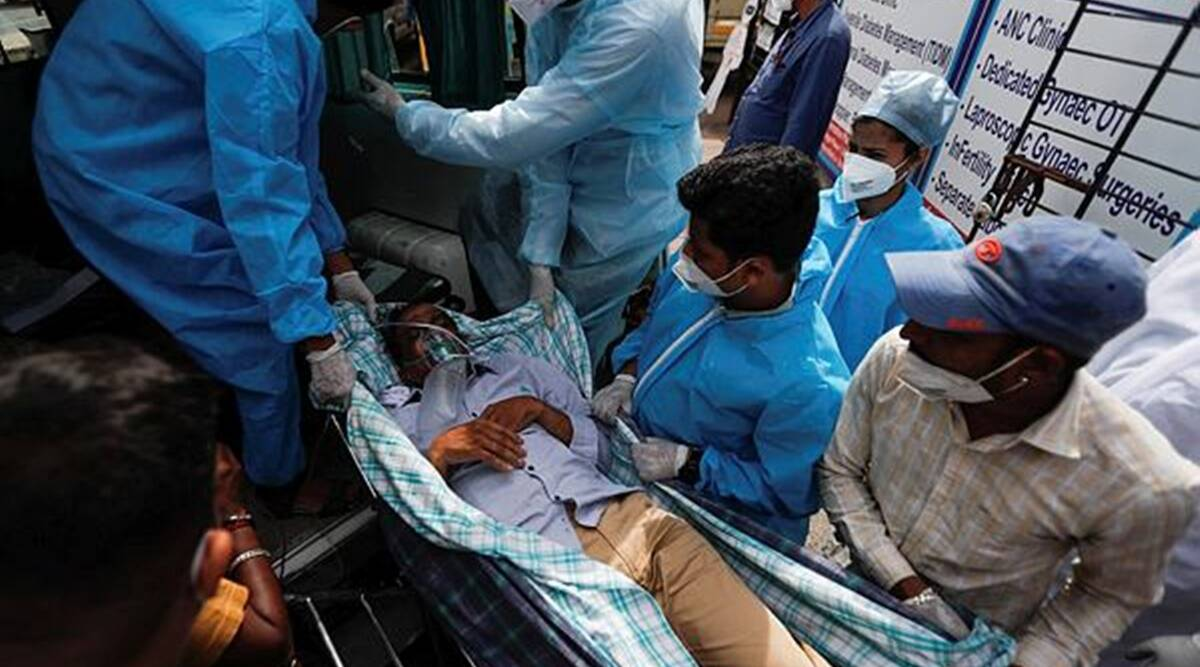 Mumbai hospital fire: 15 covid patients die, Virar hospital took 35 mins to call fire brigade