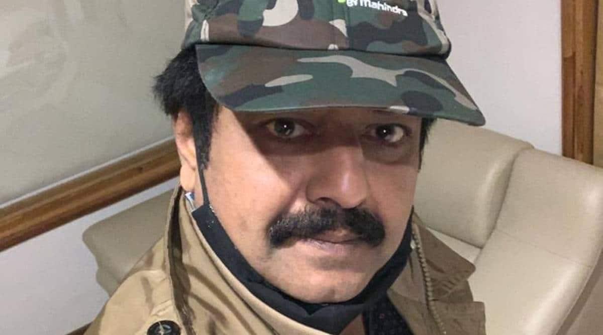 vivek hospitalised, Covid-19 vaccine, Vivek, tamil actor, indian express
